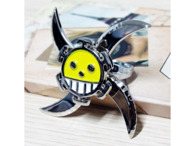Cincin Shuriken Logo Law