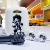 Earphone Mic With Case Death Hero Academia