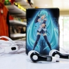 Earphone Storage Box Miku