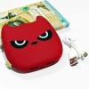 Powerbank Devil Horn Red