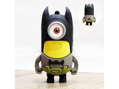 Power Bank Minion Batman