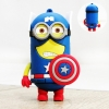 Power Bank Minion Captain America