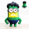 Power Bank Minion Hulk
