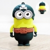 Power Bank Minion Pirate