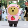 Powerbank Strawberry Bear
