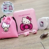 Set Power Bank Hello Kitty