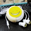 Earphone With Case Korosensei
