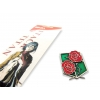 Pin Attack On Titan Stationery Guards merah