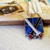 Kalung Attack on Titan Training Legion Biru