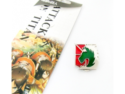 Pin Attack On Titan Military Police Merah