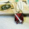 Kalung Attack on Titan Training Legion Merah