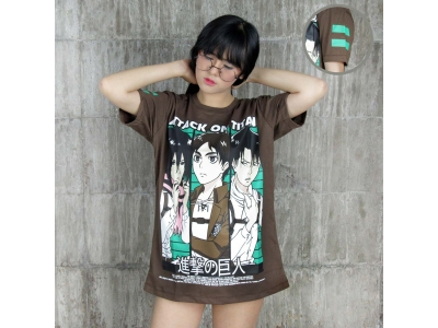 Kaos Attack On Titan L