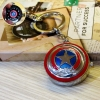 Gantungan Kunci Jam Shield Captain America