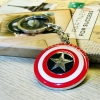 Gantungan Kunci Shield Captain America