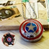 Kalung Jam Shield Captain America