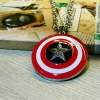 Kalung Shield Captain Amerika