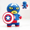 Power Bank Chara Chibi Captain America