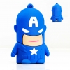 Power Bank Flat Chara Captain America