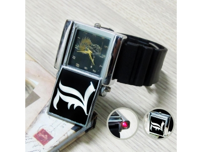 Jam Tangan Slide Laser L Death Note