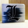 Dompet Anyam L Death Note
