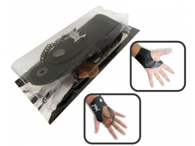 Fashion Gloves L Death Note