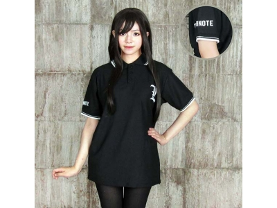Polo Shirt L Death Note L