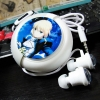 Earphone With Case Saber FSN