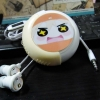 Earphone With Case Umaru Chan