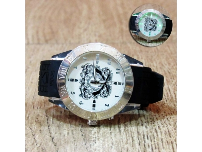 Jam tangan backlight vongola