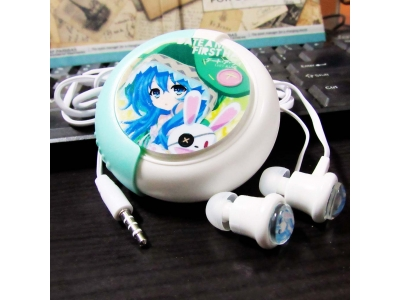 Earphone With Case Yoshino DAL