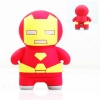Power Bank Chara Chibi Iron Man