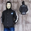 Jaket Parka Black Rock Shooter