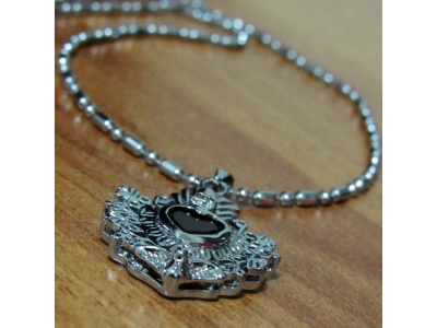 Kalung Death Note Black Heart