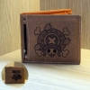 Dompet Canvas Coklat Chopper