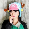 Topi Chopper New World Biru