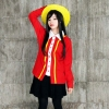 Jaket Luffy Pirate King M