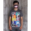 Kaos Strawhat Pirates M