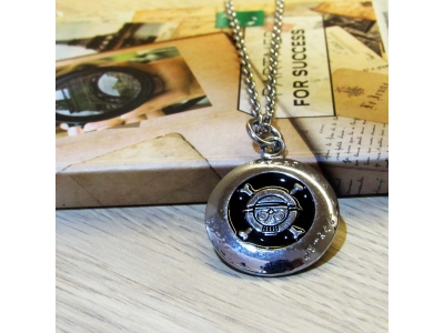 Kalung Bulat Logo One Piece