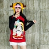 Long Sleeve Luffy Ice Cream M