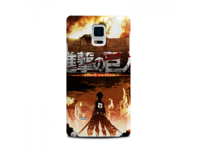 Phone Case Attack On Titan