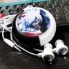 Earphone With Case Tokyo Ghoul