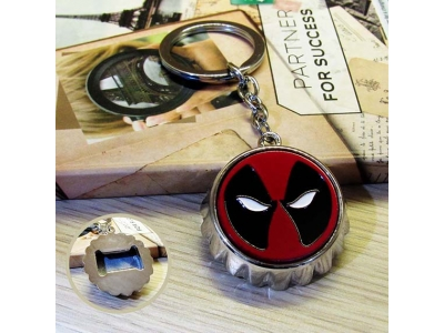 Gantungan kunci Bottle Opener DeadPool