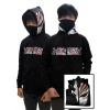 Hoodie Bleach Full Face XL
