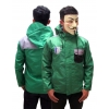 Jaket Mayer Attack On Titan (waterproof) L