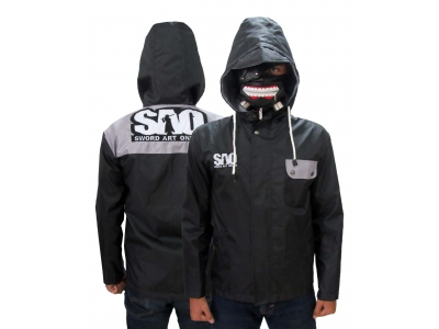Jaket Mayer Sword Art Online (waterproof)