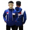 Jaket Mayer Uchiha (waterproof) M