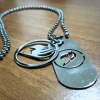 Kalung Dog Tag Fairy Tail