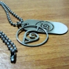 Kalung Dog Tag Naruto