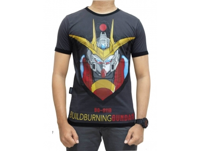 Kaos Build Burning Gundam
