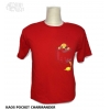 Kaos Pocket Charmander M